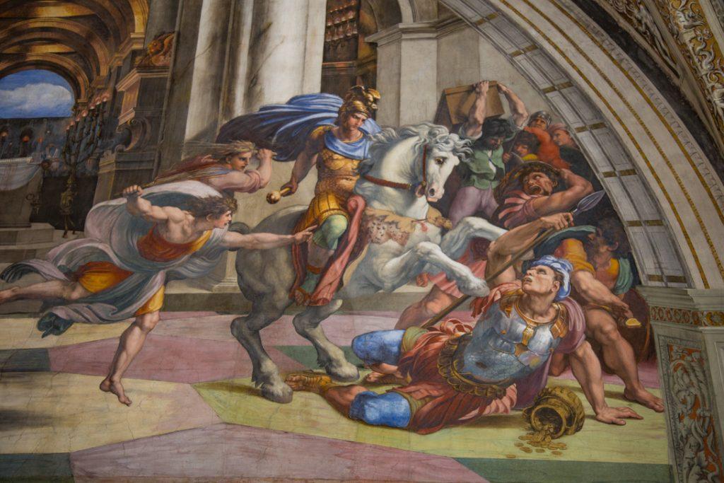 geschiedenis van de Italiaanse hoofdstad Rome